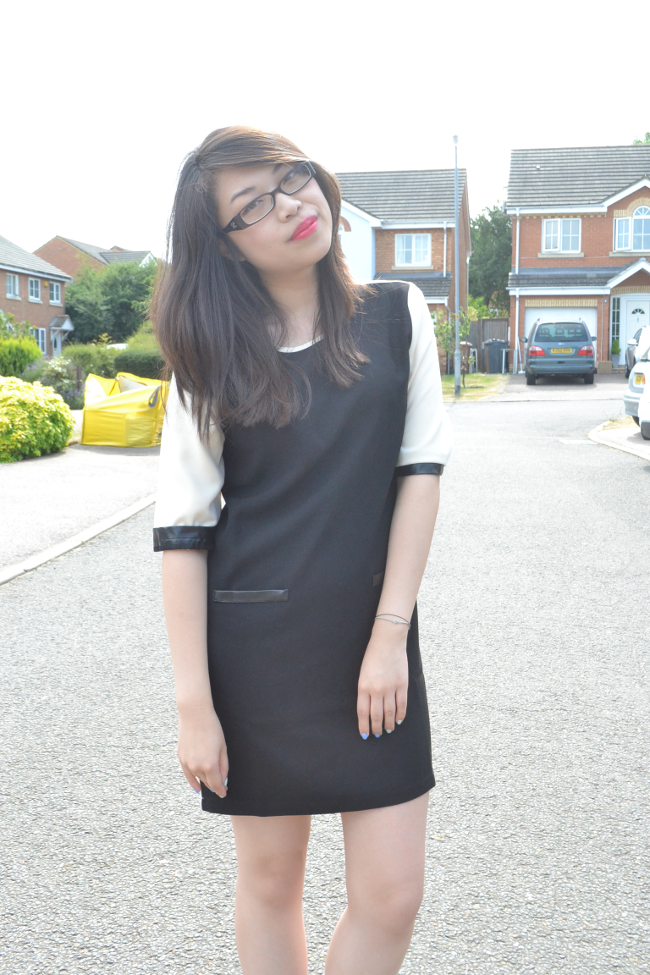 Daisybutter - UK Style and Fashion Blog: what i wore, ootd, little mistress