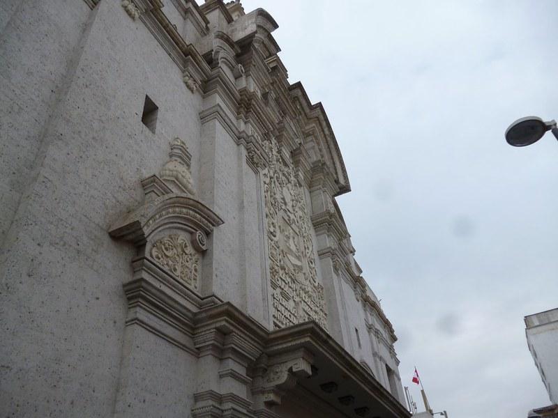 Arequipa's municipal theater