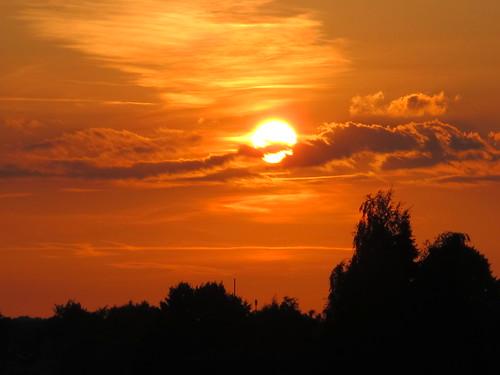 Sol over Vangede - Risager
