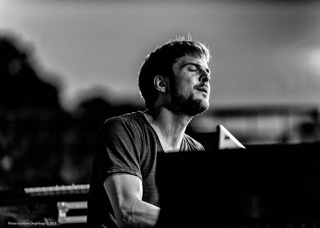 #NilsFrahm @ FestivaldelaCité 2013