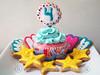 Little Mermaid cupcake