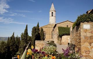 Pienza (Tuscany, Italy)