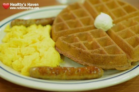 iHop Waffle