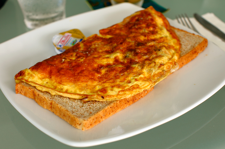fatCUPID 3-Egg-Omelette