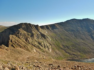 The Sawtooth and Mt. Evans