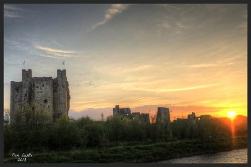 ireland castle river king medieval norman trim boyne fujifilmxe1 fujixe1