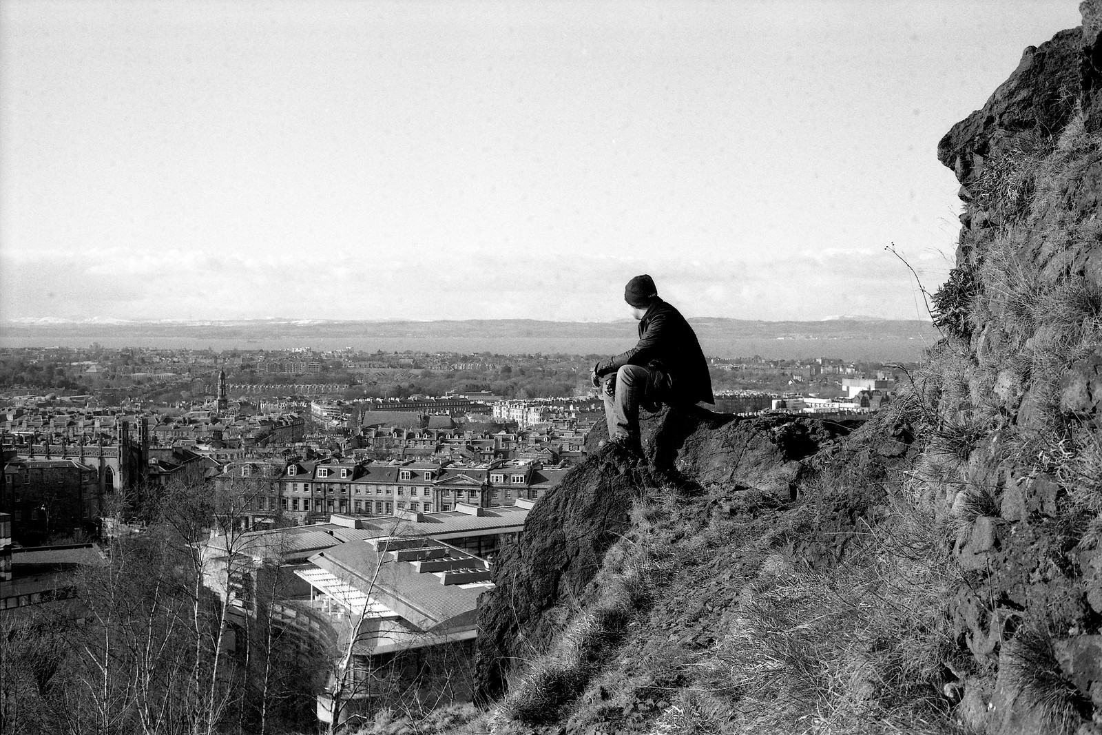 "Image titled ""View of, Edinburgh."""