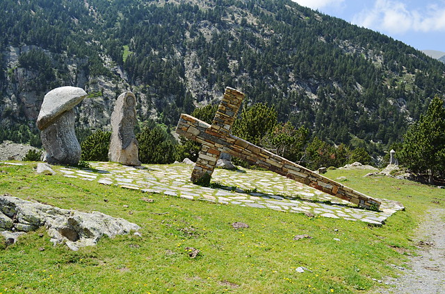 Station of the Cross, Vall de Nuria