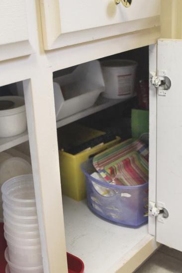 Tupperware Cabinet, 2