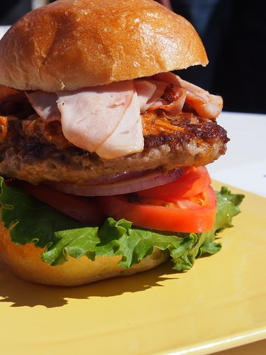 This Year's CNE Food - Gourmet Grill Burger