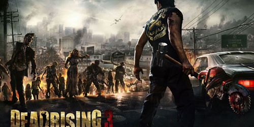Legendary working on Dead Rising movie