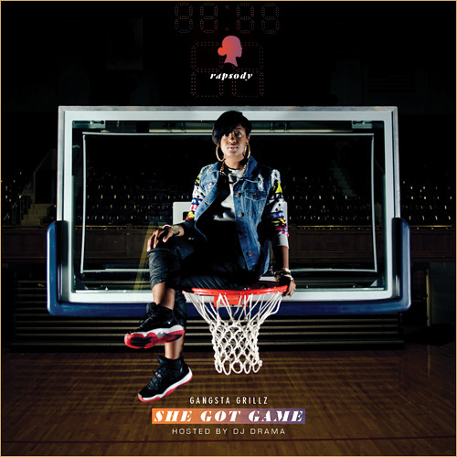 Rapsody (@RapsodyMusic) 'She Got Game' Mixtape Hosted By DJ Drama (@DJDrama)