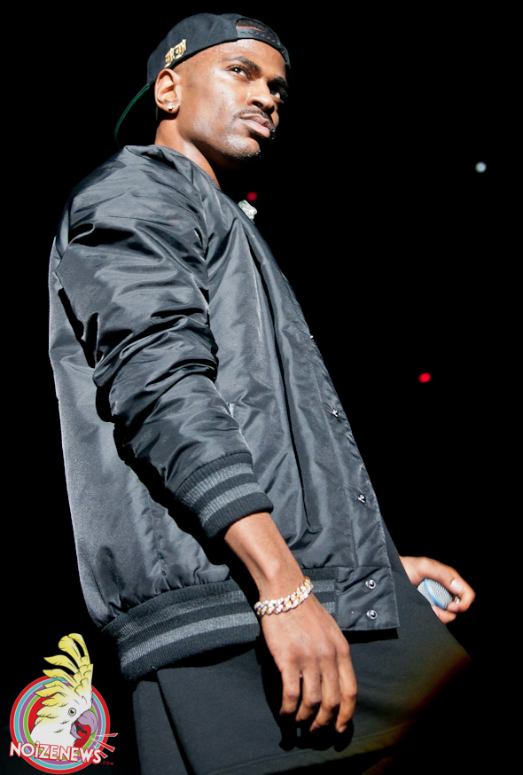 Big Sean in Detroit