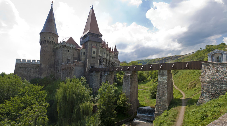Hunedoara Castle - Romania (3)