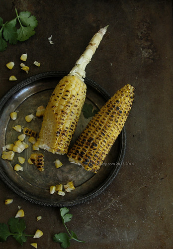 Fire Roasted Corn 1
