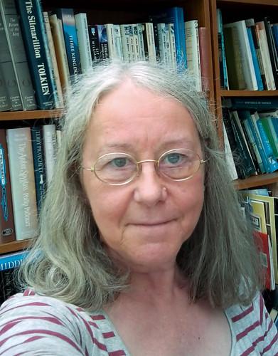A better selfie by Helen in Wales