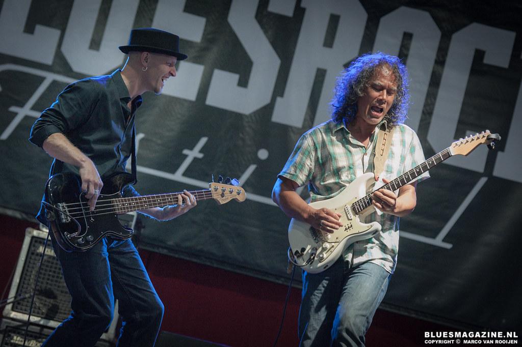 King Of The World @ BluesRock Festival Tegelen 2013