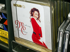 Mariah Carey - Merry Christmas Gold Edition (South Korea)