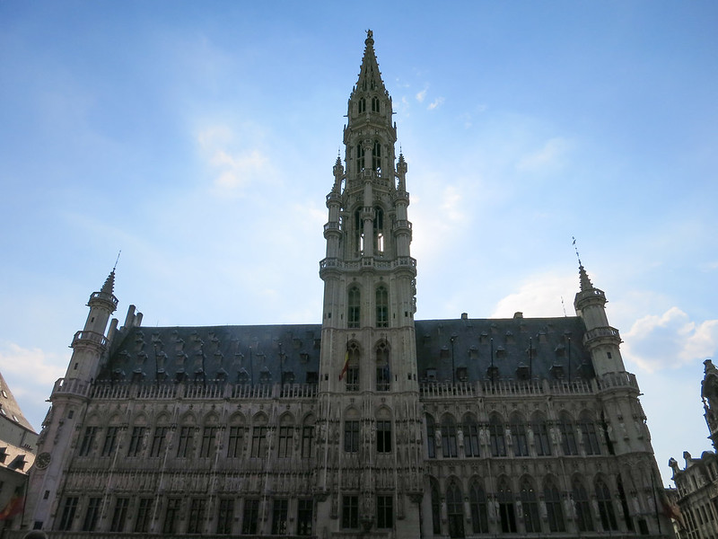 Brussels Town Hall.