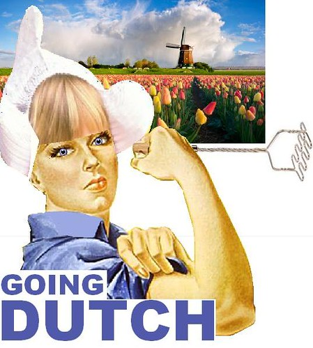 dutch woman