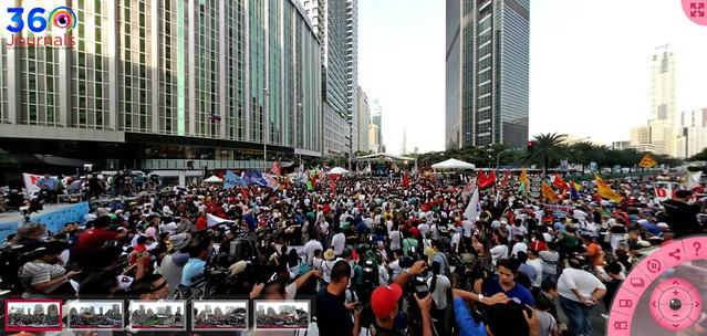 Million People March - Ayala, Makati City - Scrap Pork 2013-10-05 08-06-07