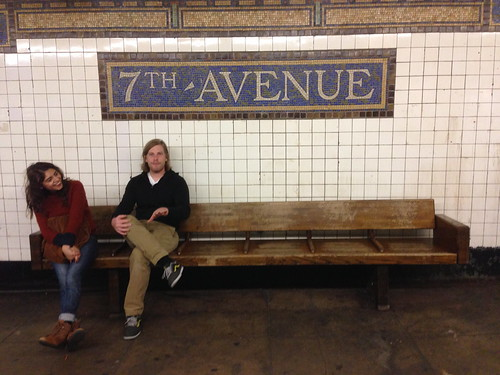 7th Ave Stop