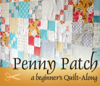 Penny Patch: A Beginner's Quilt-Along
