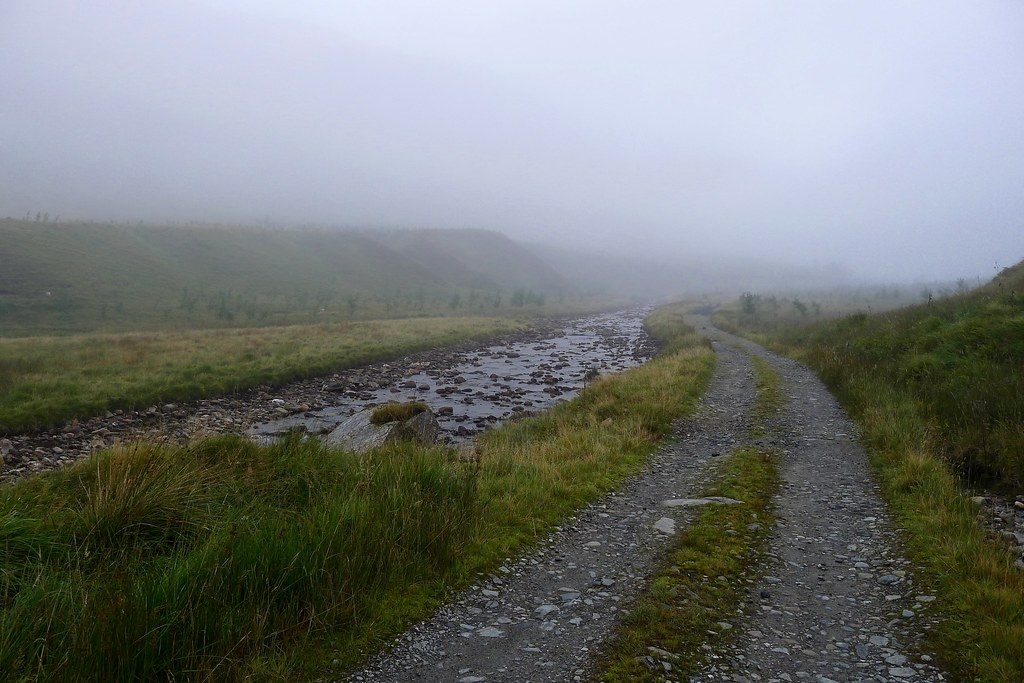 Misty in the Auch Glen
