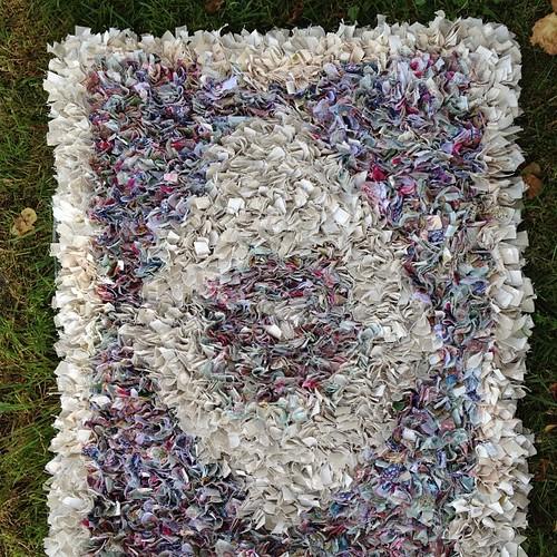 #handmade #rag #rug