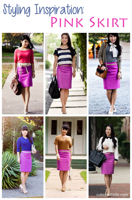 pinkskirtcollage