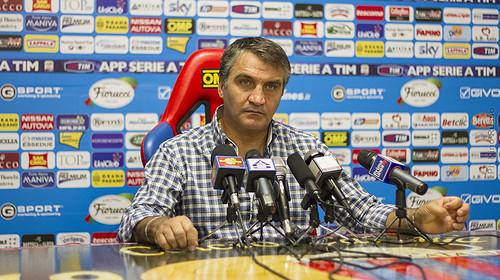 """Catania, De Canio: """"Il Catania può riappropriarsi del proprio stadio vincendo""""$"""