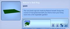 Nature's Soil Rug 4