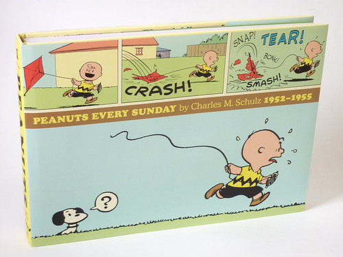Peanuts Every Sunday Vol. 1 cover photo