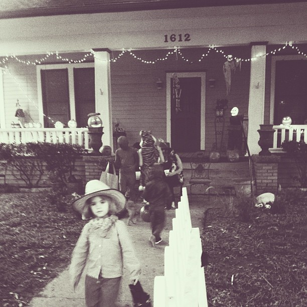 Halloween 2013. Georgetown, TX.