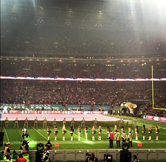 NFL London - International Series Game 8