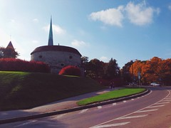 Just another autumn look of Tallinn