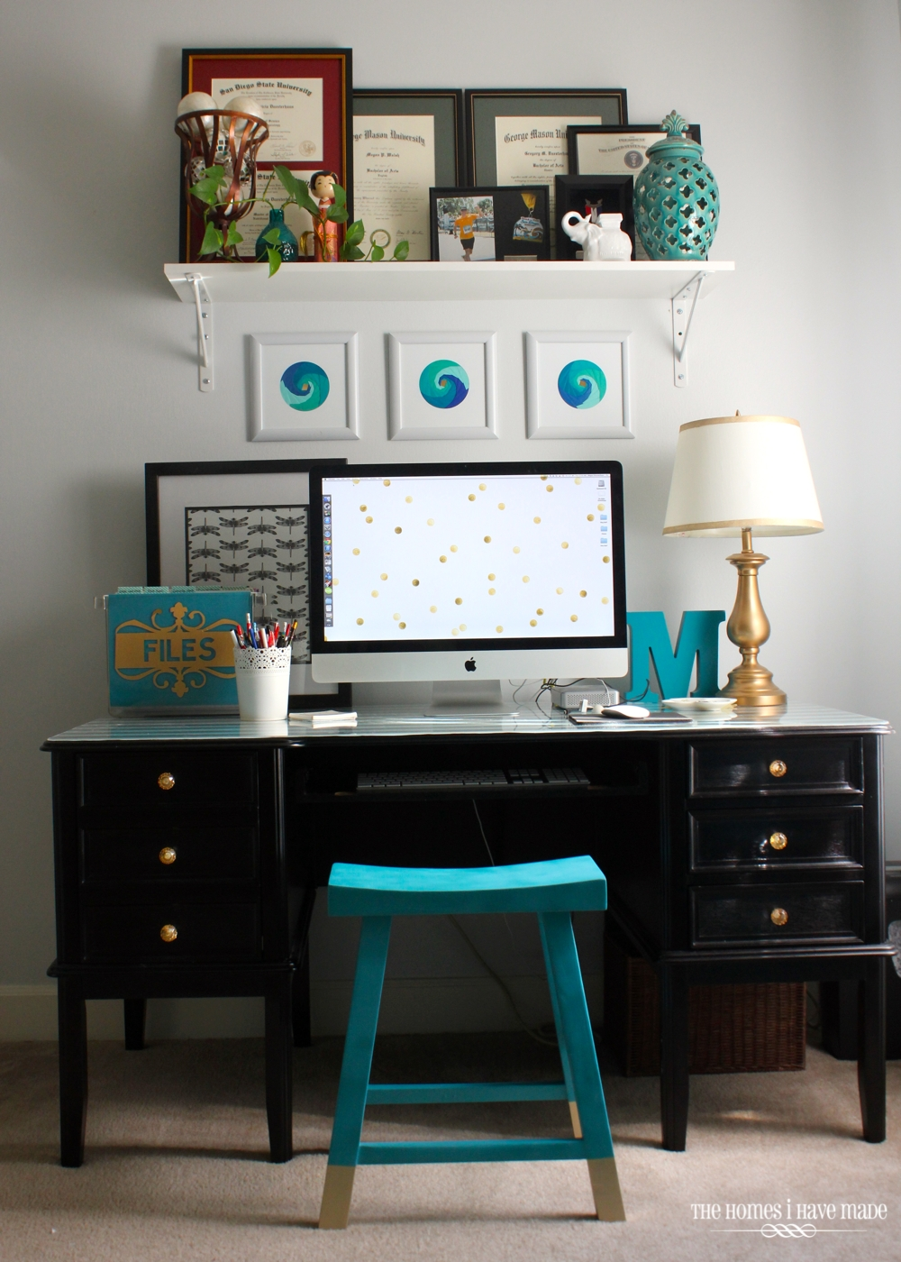 Office Desk Makeover-002