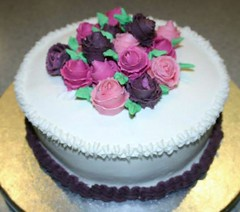 Wilton Cake Decorating - Course 1