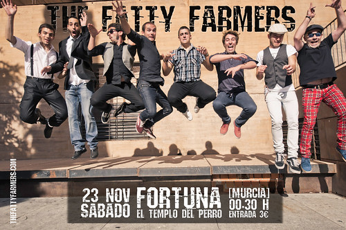The Fatty Farmers en Fortuna