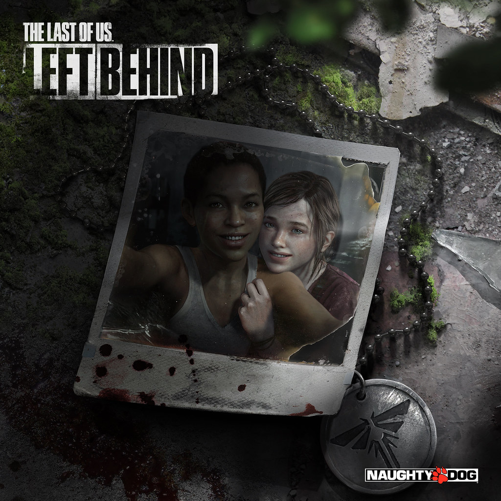 The Last Of Us Left Behind 2048x2048 Wallpaper Naughty Dog Flickr