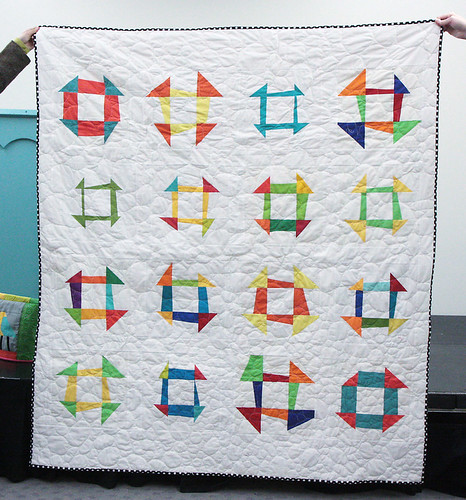 Colby's Do.Good.Stitches quilt