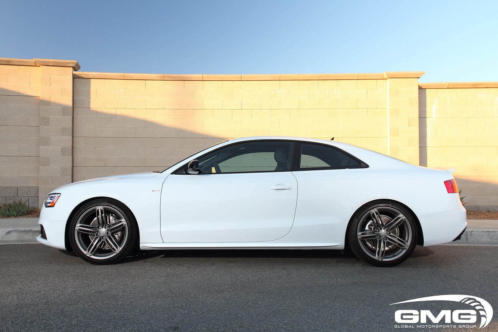 Gmg Racing 2014 Audi A5 S Line Lowered W Gmg Lowering Springs