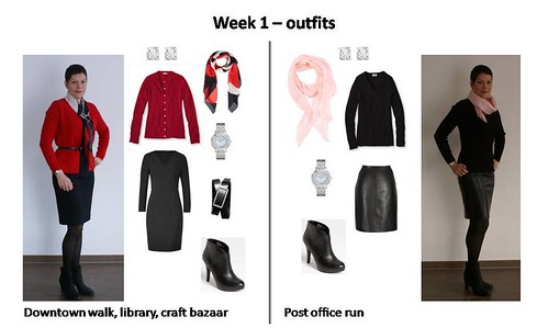 Outfits Week 1b