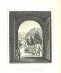 """British Library digitised image from page 10 of """"Pesth und Ofen nebst Umgegend. Dargestellt in malerischen Originalansichten ... von L. Rohbock, mit historisch-topographischem Text von J. H"""""""
