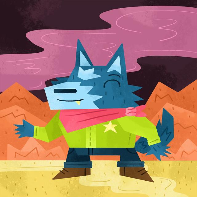 Sheriff Wolf