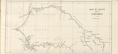 """British Library digitised image from page 517 of """"The Expiring Continent: a narrative of travel in Senegambia ... With map and ... illustrations"""""""