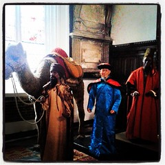 The wise men have set off @LeedsMinster