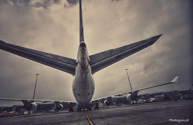boeing 747-freighter rear