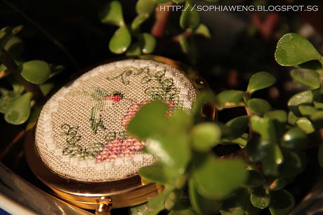 hummingbird - Teresa Wentzler