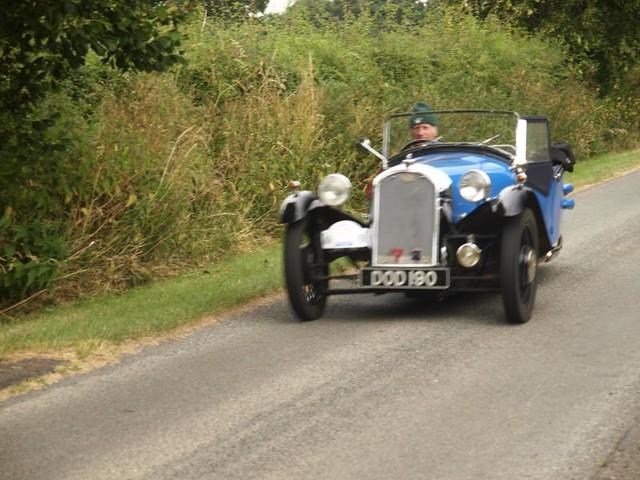 Morgan Tri-car - 1939